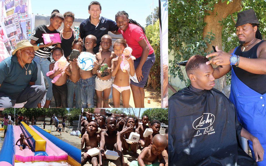 Dream Day for Iphahamiseng Kids